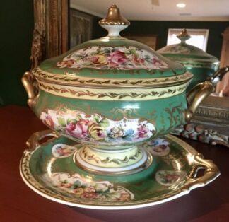 Porcelains and Ceramics